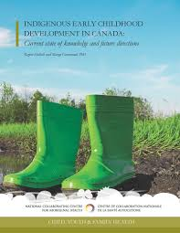 Cover art for Indigenous Early Childhood Development in Canada PDF