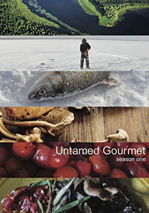 Cover Art for Untamed Gourmet DVD