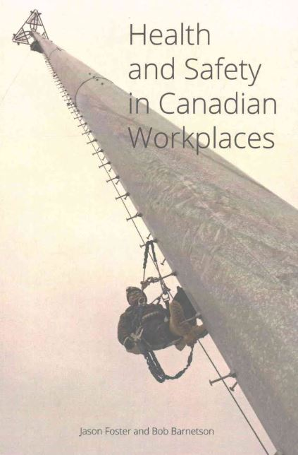 Health and safety in Canadian workplaces (Cover Art)
