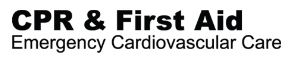 Guidelines for CPR & Emergency Cardiovascular Care