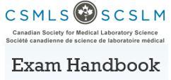 CSMLS Exam handbook