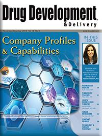 Drug development & delivery (Cover Art)