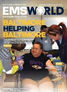 Cover art for EMS World