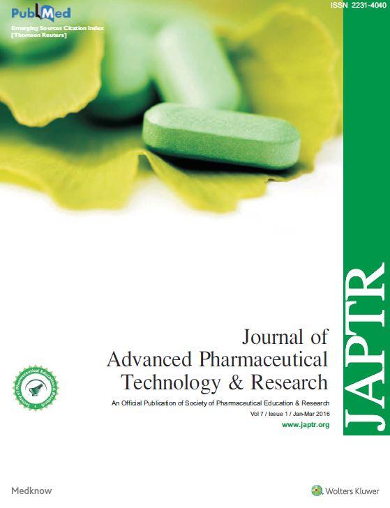 Advanced Pharmaceutical Technology (Cover Art)