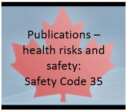 Safety code 35: Procedures for the Installation, Use and Control of X-ray Equipment in Large Medical Radiological Facilities
