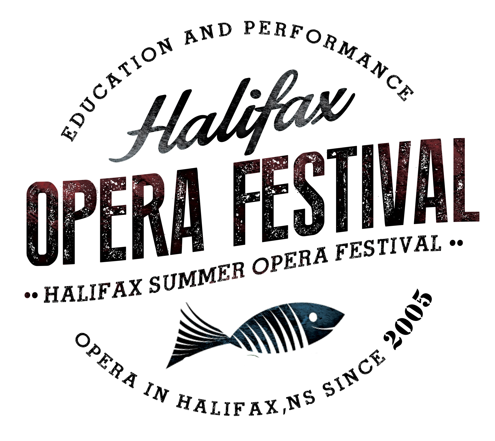 Halifax Summer Opera Festival logo
