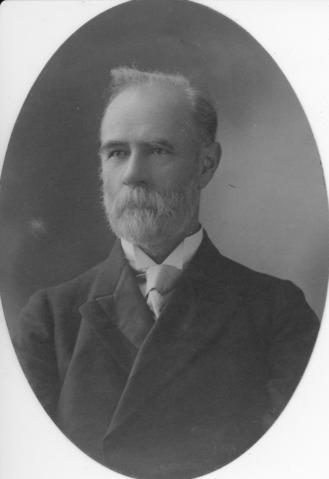 Rev. John Forrest