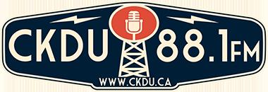 CKDU Radio logo