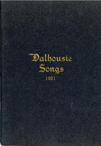 Dalhousie Songbook