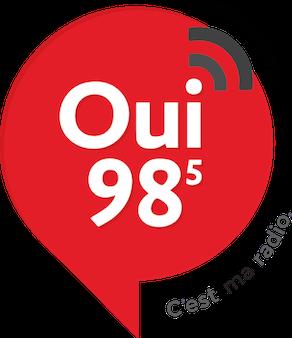 Oui FM Radio logo