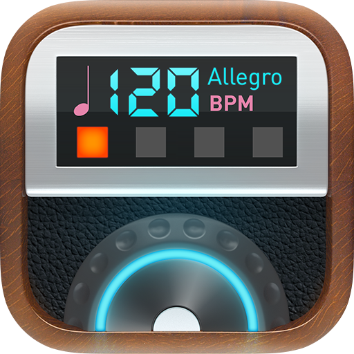Pro Metronome app logo