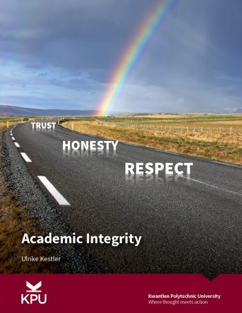 Academic Integrity cover