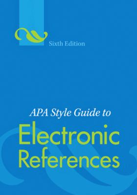APA Guide ebook