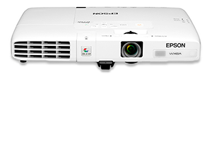 EPSON portable data projector