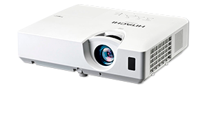 HITACHI data projector