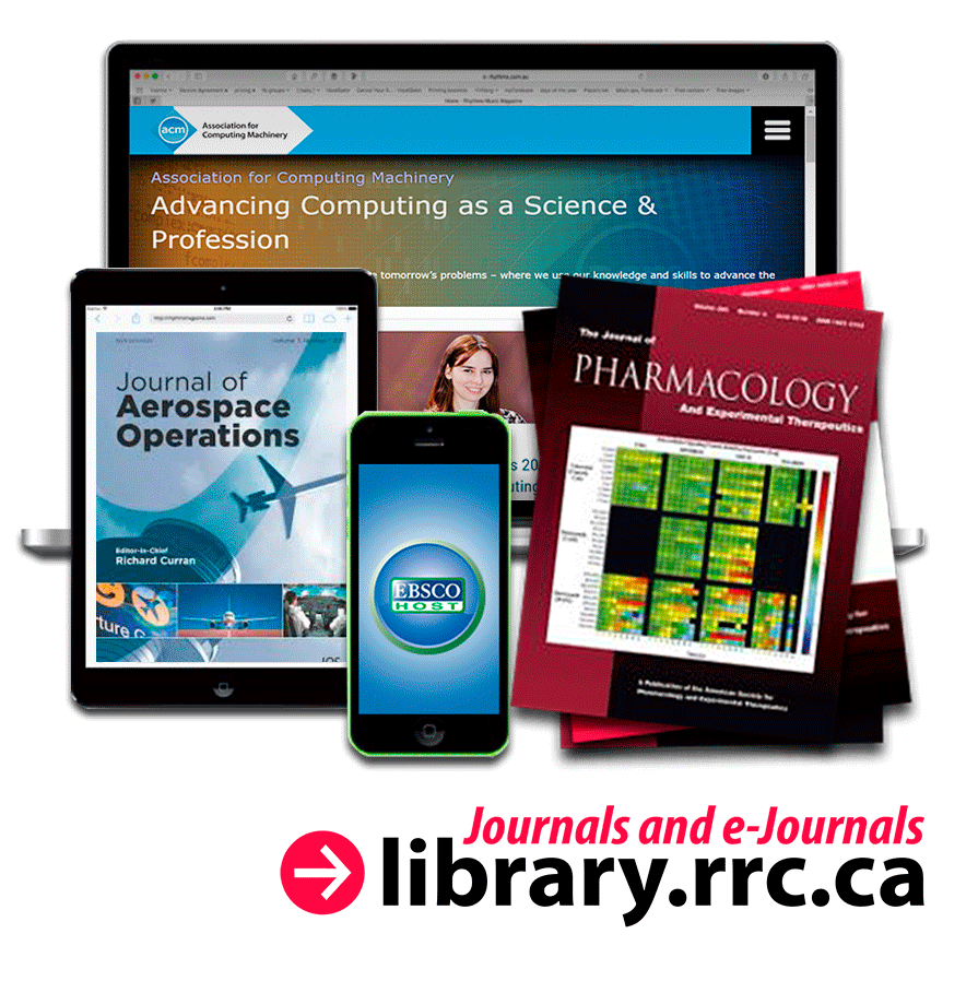 Journals and e-Journals at RRC Library