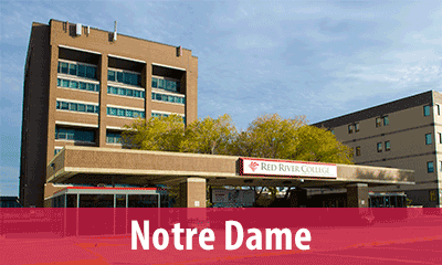 Find a classroom at the Notre Dame Campus