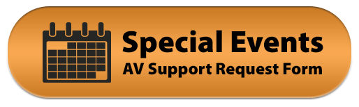AV Special Events AV Request Form Button