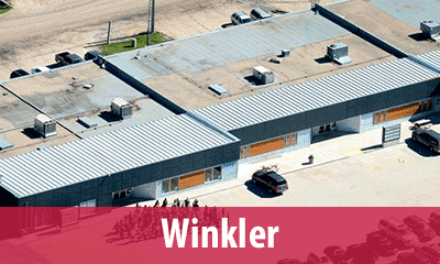 Find a classroom at the Winkler Campus