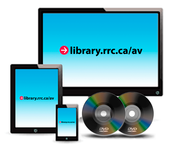 DVDs and Streaming video at RRC Library