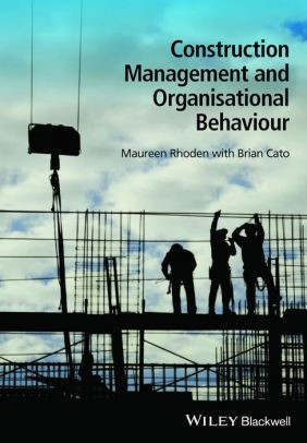 Book cover for construction management