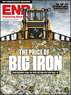 cover art for ENR Engineering News-Record