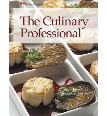 The Culinary Professional (book cover)
