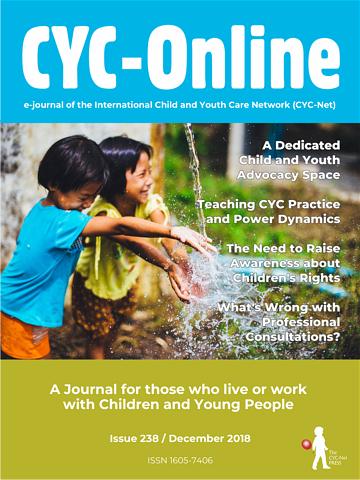 Cover Art CYC-net online