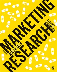 Cover art for Marketing Research by Bonita Kolb