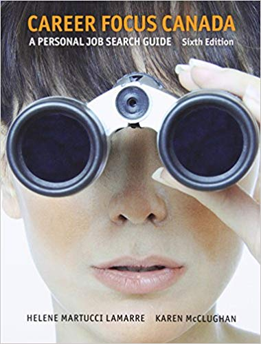 Career Focus Canada Book Cover