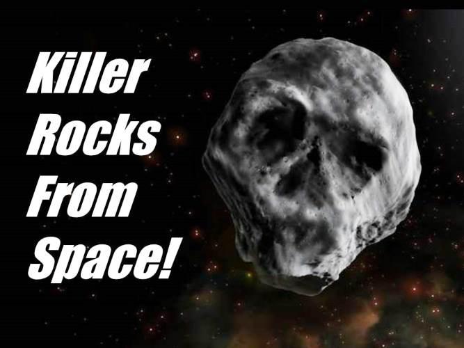 Dr. Jason Loxton discusses catastrophic asteroids striking the planet.
