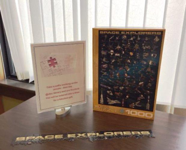 SciLit Puzzle Contest CBU Library