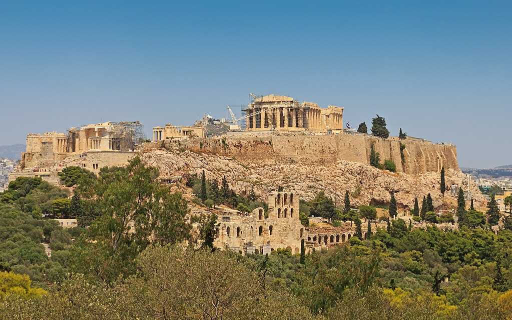 Acropolis - Athens, Greece (Image)