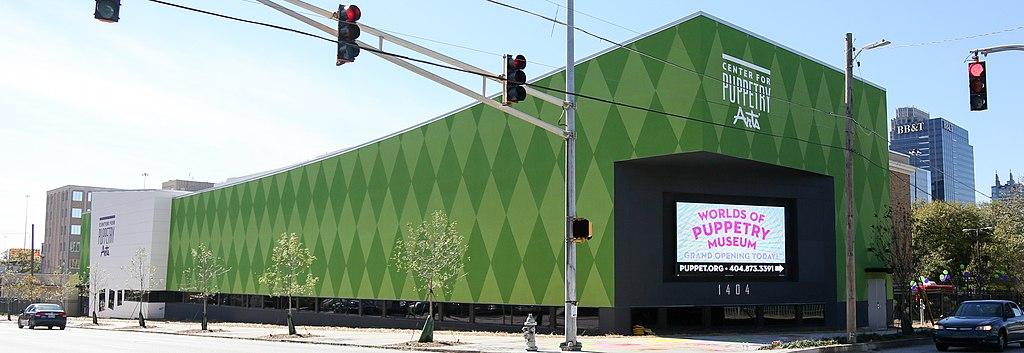 Center for Puppetry Arts, Building (Image)
