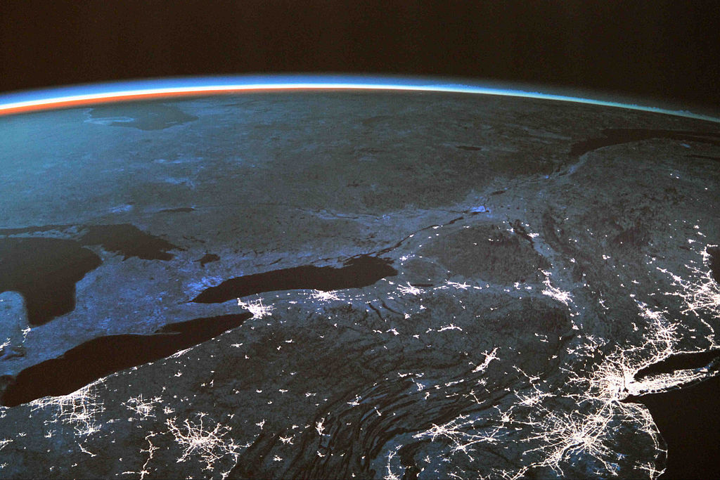 Earth from Space (Image)