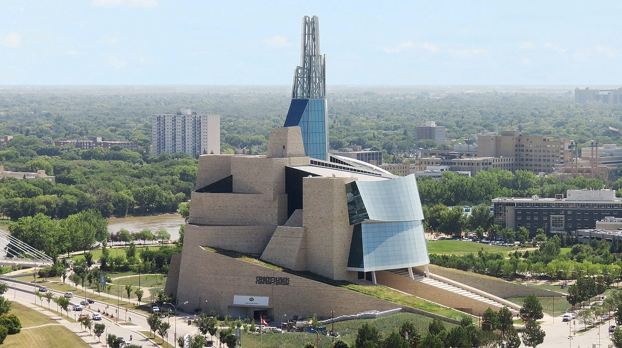Canadian Museum for Human Rights (Image)
