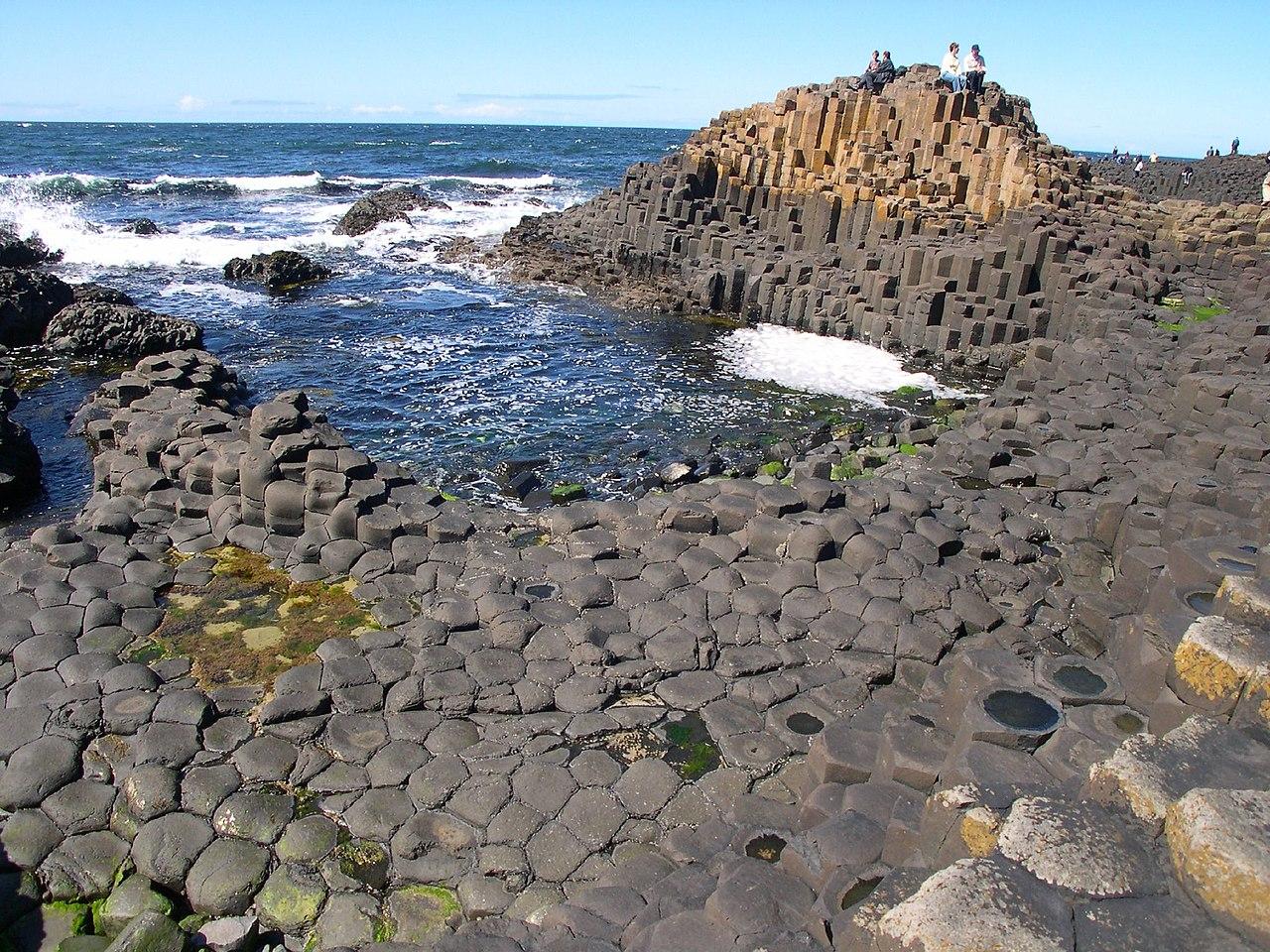 The Giant's Causeway, Ireland (Image)