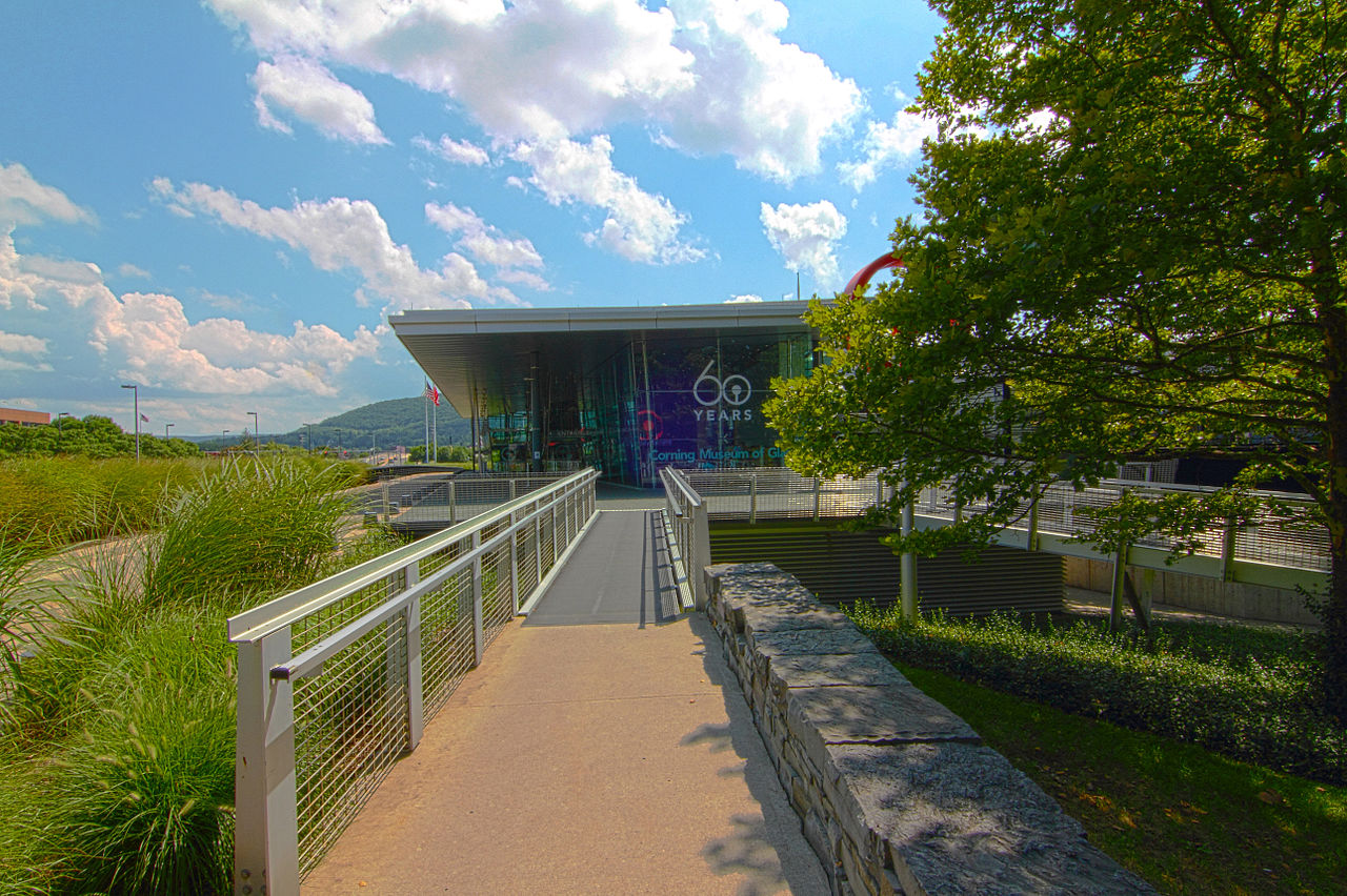 Corning Museum of Glass (Image)