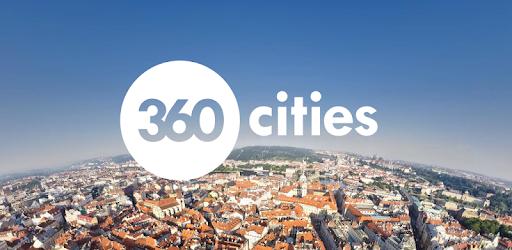 360 Cities Logo