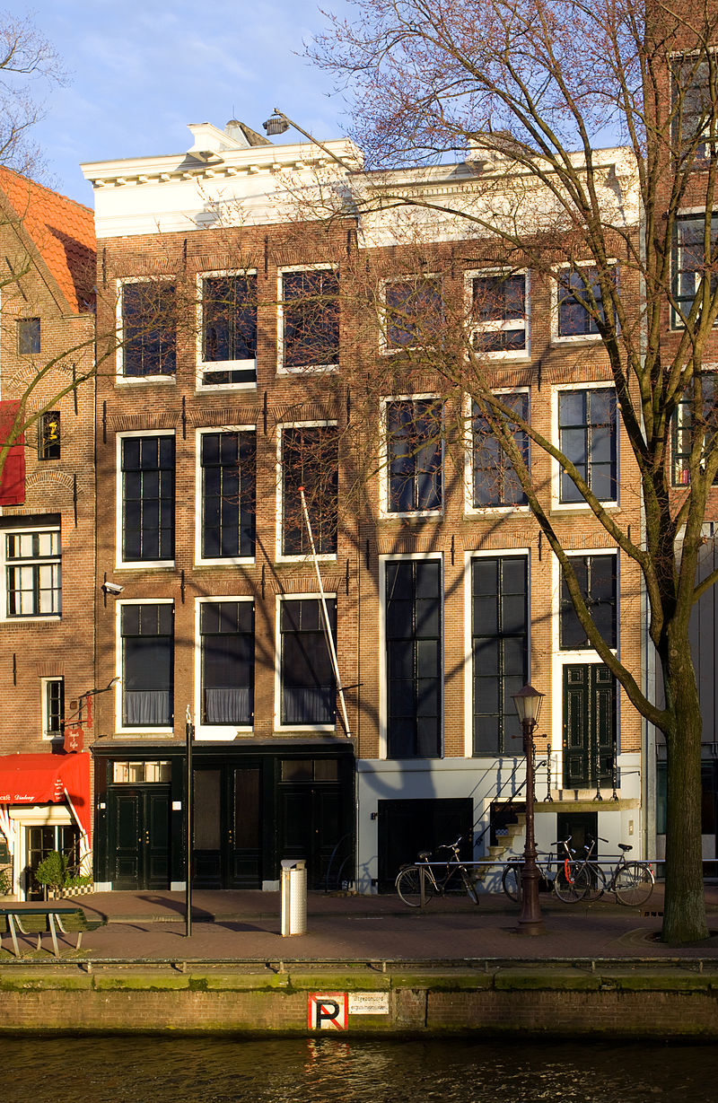 Anne Frank House (Image)