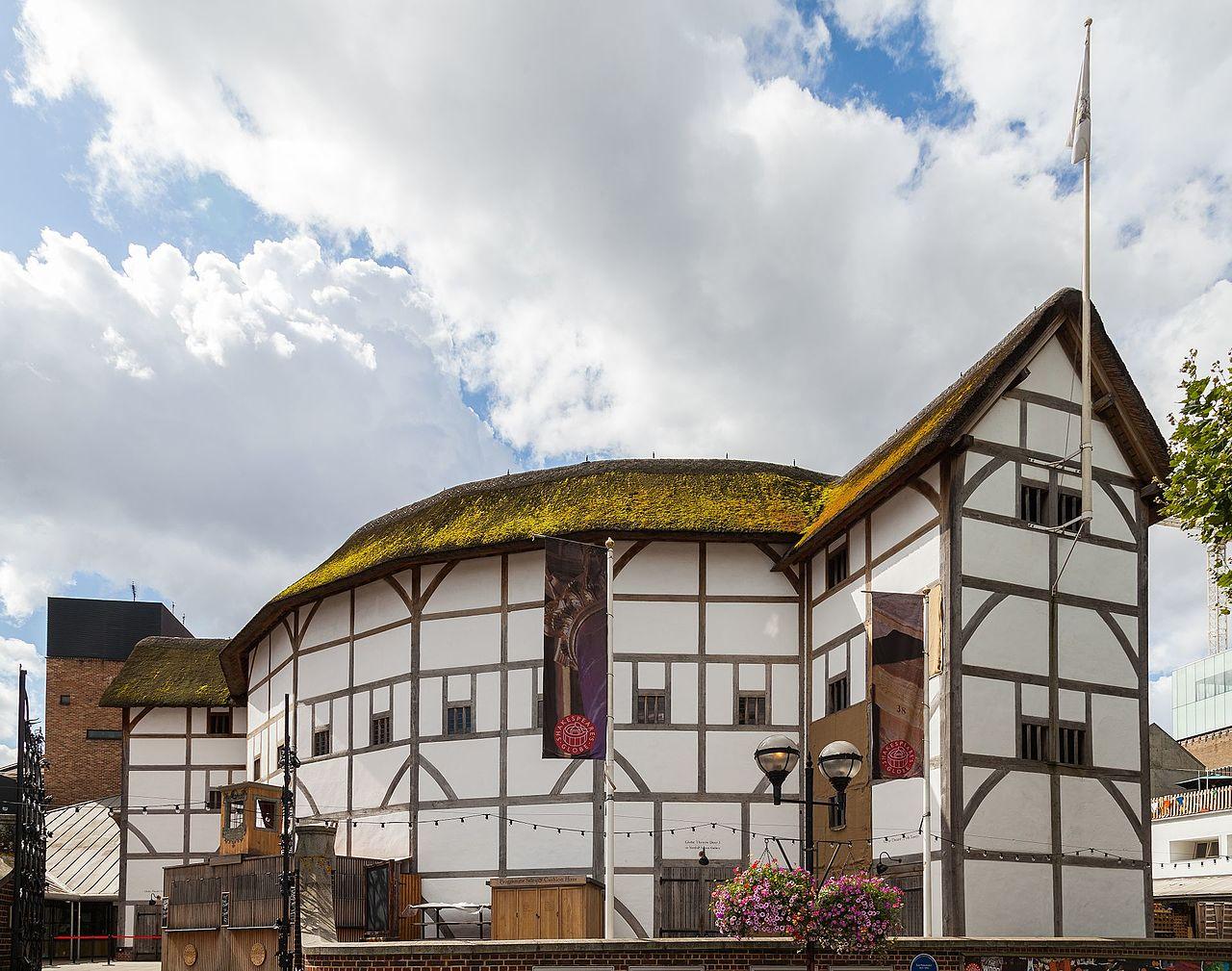 Globe Theatre, London, UK (Image)