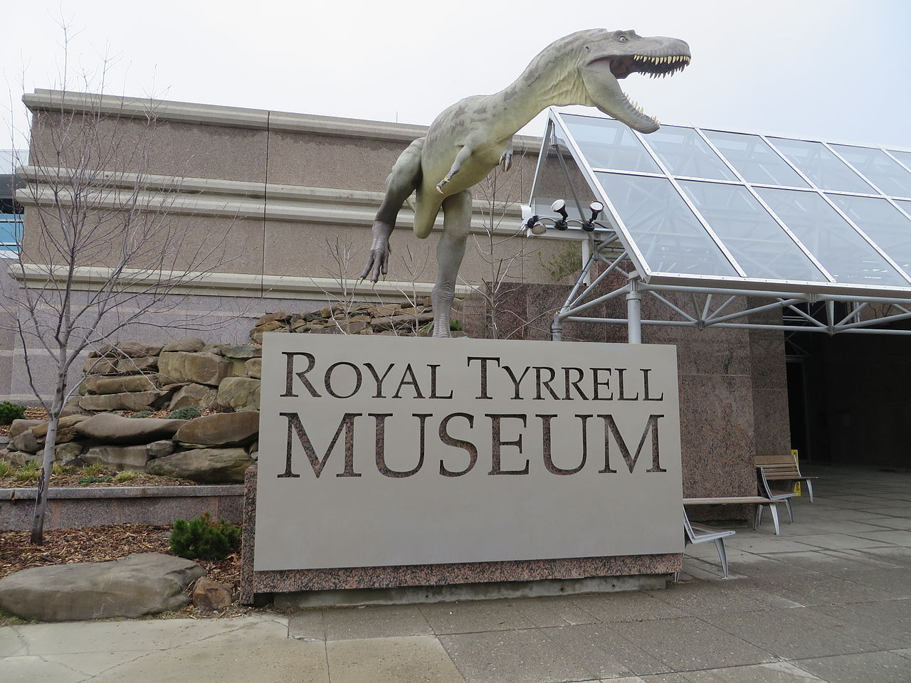 The Royal Tyrrell Museum (Image)