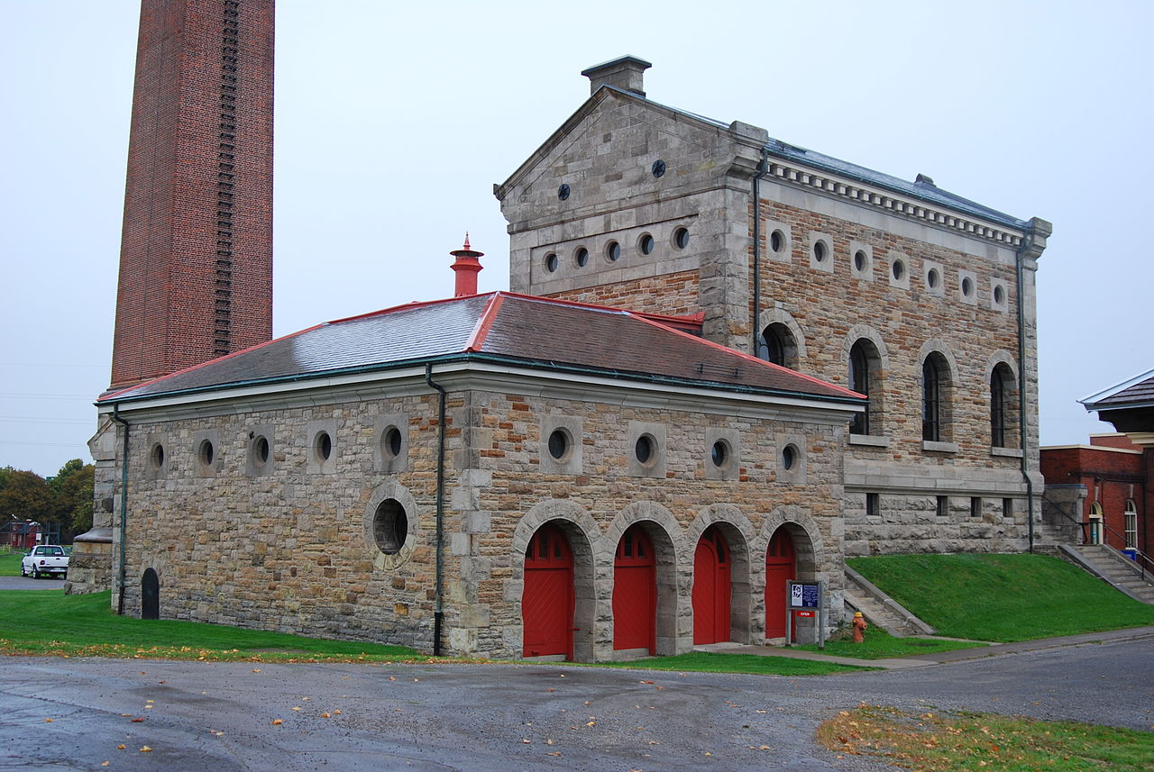 Hamilton Museum of Steam & Technology, building (Image)