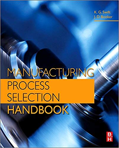 Cover art for Manufacturing Process Selection Handbook
