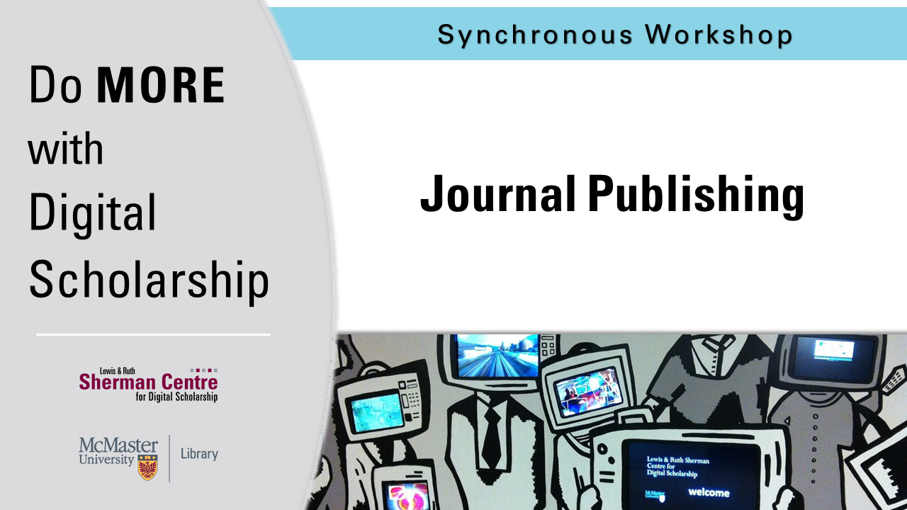 DMDS: Journal Publishing