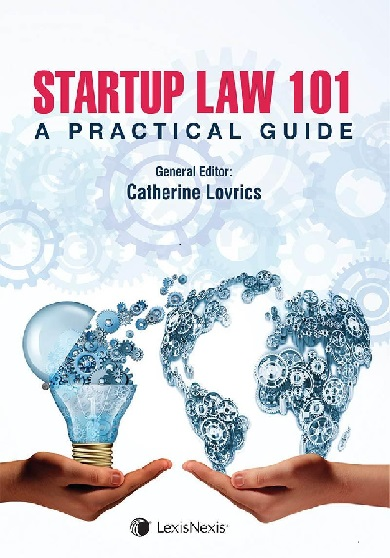 Startup Law 101 cover art