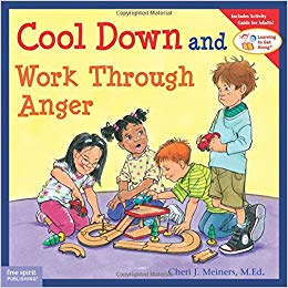Cool Down and Work Through Anger by Cheri J. Meiner (Book cover)