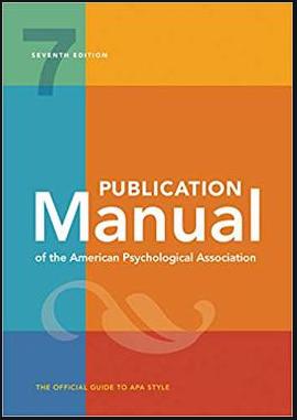 APA Manual (cover image)