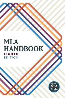 MLA Handbook (cover image)