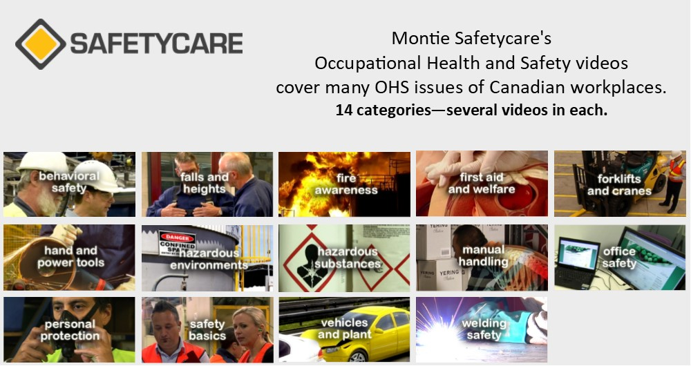 Montie SafetyCare Video Collection